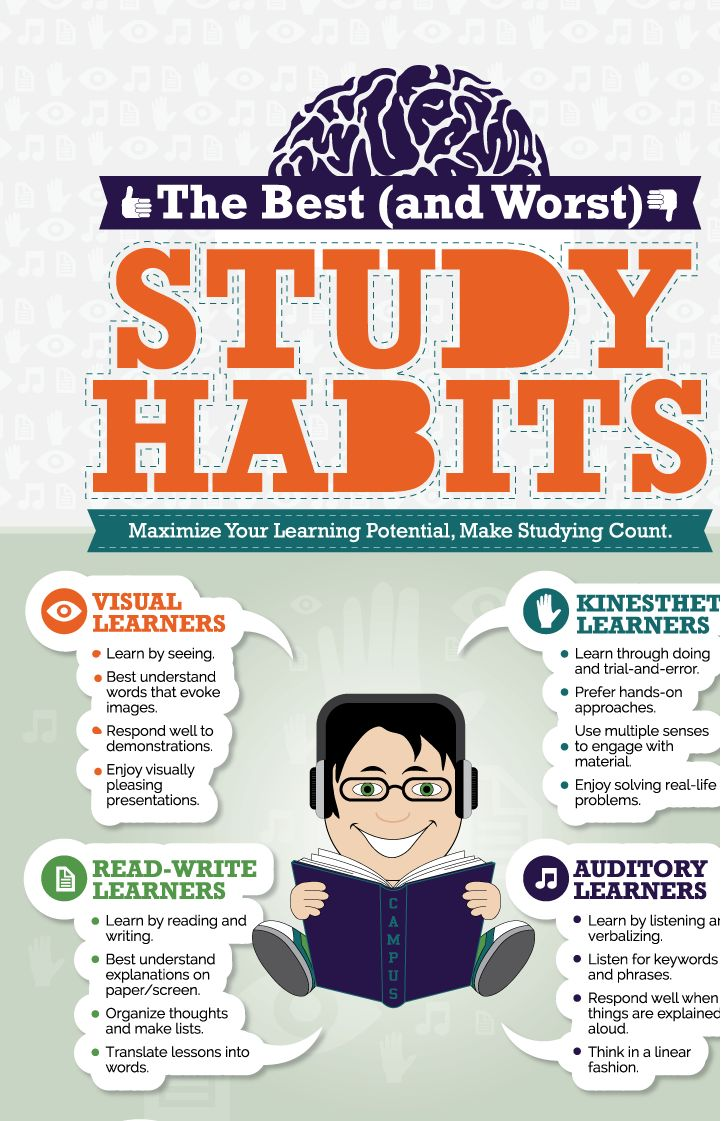 poor study habits 10 habits of highly effective students by becton loveless the key to becoming an effective student is learning how to study smarter, not harder.
