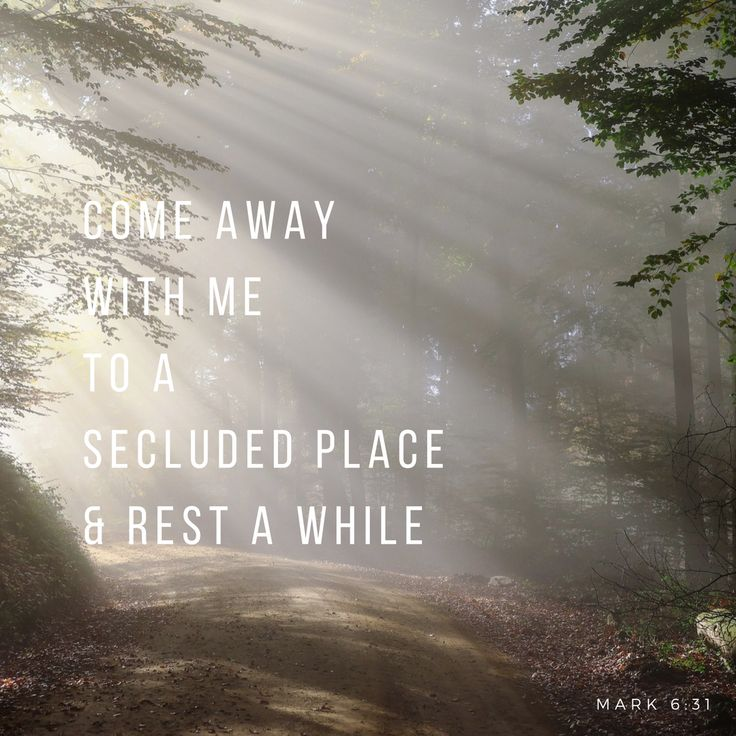 Come away with me to a secluded place and REST a while. -Mark 6:31  #retreat #wilderness #adventure #seekhim #jesus #christian #hunting #outdoors #camping #hiking #fishing #faith #smallgroup #churchgroup #journey #church #pastor #fellowship #praise #worship #fellowship #nature #godsplan #godscreation #quote #instaquote #scripture #biblegram #verseoftheday #bibleverse