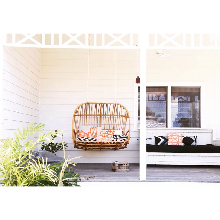 The Lucy Love seat, hanging chair by Byron Bay Hanging Chairs