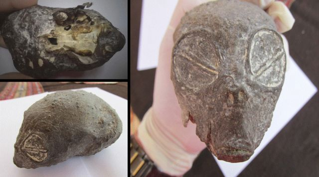 Alien Looking Skull Found In Desert of Peru |UFO Sightings Hotspot