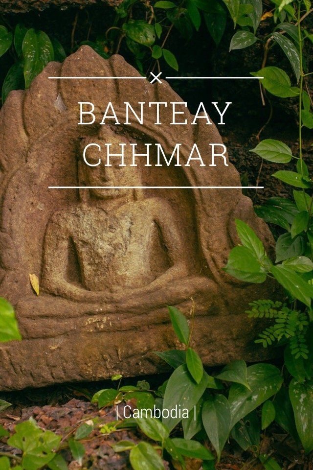 BANTEAY CHHMAR | Cambodia | BANTEAY CHHMAR The Banteay Chhmar temple is one of Cambodia's national treasures. Dating from the Angkorian period, it is a precious and irreplaceable link to the cultural heritage of Khmer people. For 800 years, the temple