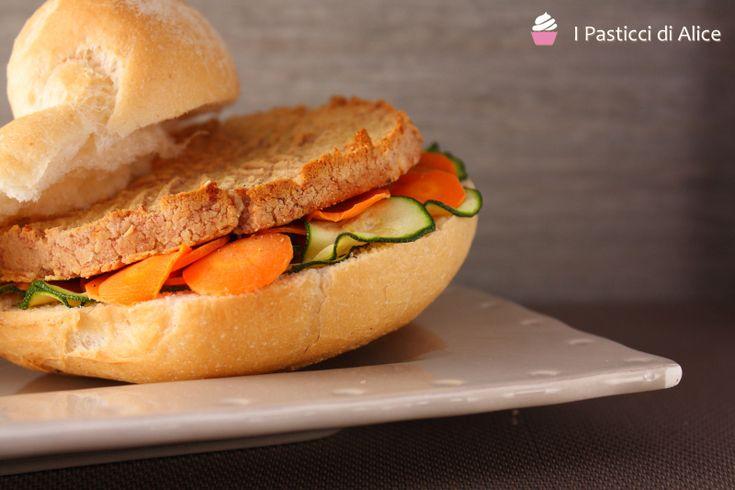 Hamburger di prosciutto #ricetta di @pasticcialice