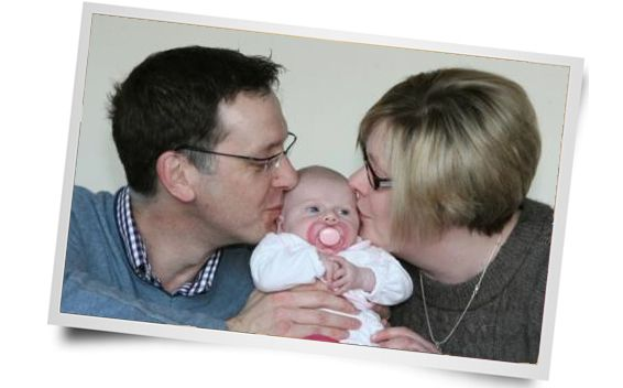Emma & Richards story - IVF treatment