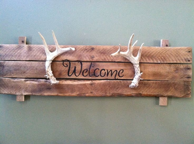 Whenever I Go And Find Antlers M So Going To Make This
