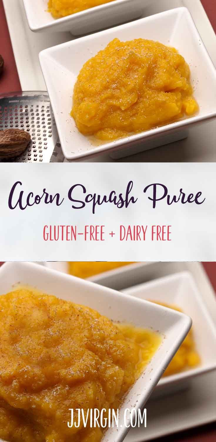 This Creamy Acorn Squash Puree Makes A Perfect Stand In For Mashed