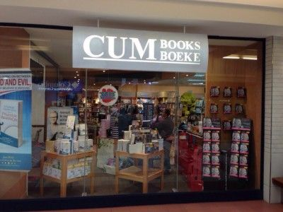 My wife laughs every time we walk past these stores. It is a Christian bookstore right?