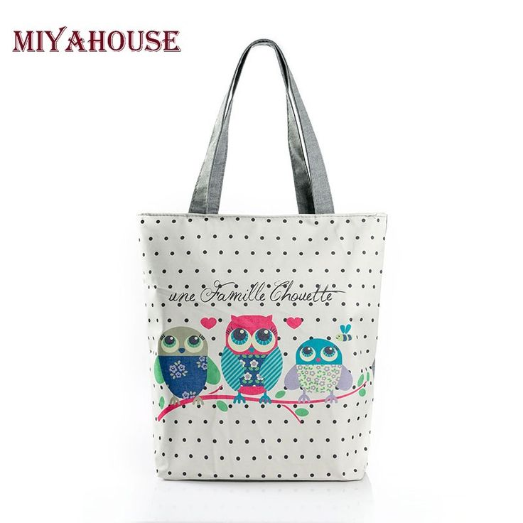 Like and Share if you want this  Cartoon Owl Print Casual Tote Lady Canvas Beach Bag Female Handbag Large Capacity Daily Use  Women Single Shoulder Shopping Bags     Tag a friend who would love this!     FREE Shipping Worldwide | Brunei's largest e-commerce site.    Buy one here---> http://mybruneistore.com/cartoon-owl-print-casual-tote-lady-canvas-beach-bag-female-handbag-large-capacity-daily-use-women-single-shoulder-shopping-bags/