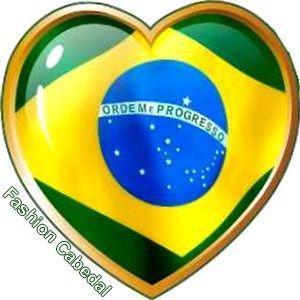 Fashion Cabedal: Hino Nacional Brasileiro: Letra