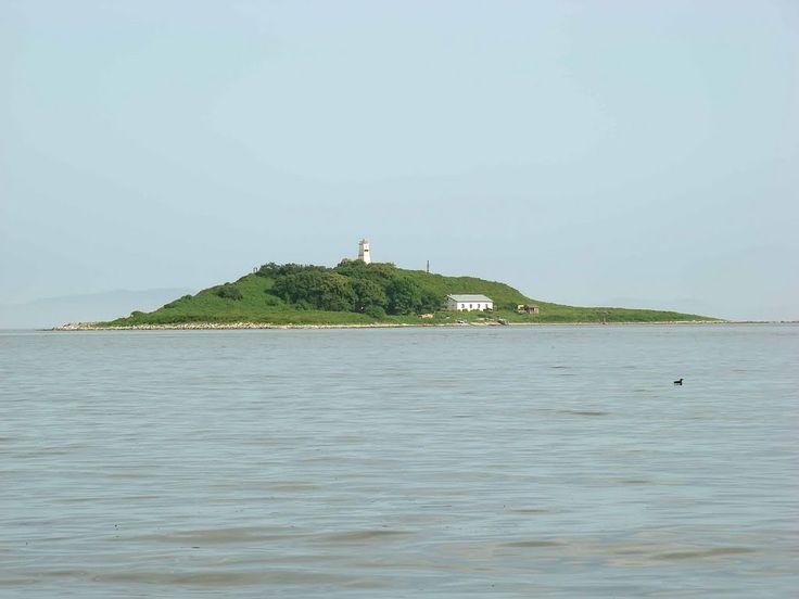 Island Krolichy (Rabbit island) (Khasan district, Primorsky kray, Russia)