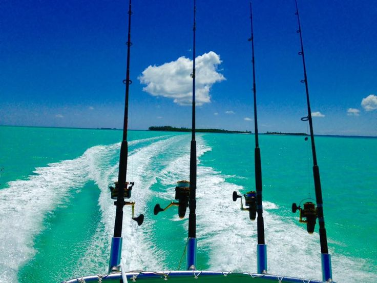 Fishing Charter - Spanish Wells, Eleuthera,  Bahamas photo courtesy Tyman Fishing Charters, Spanish Wells