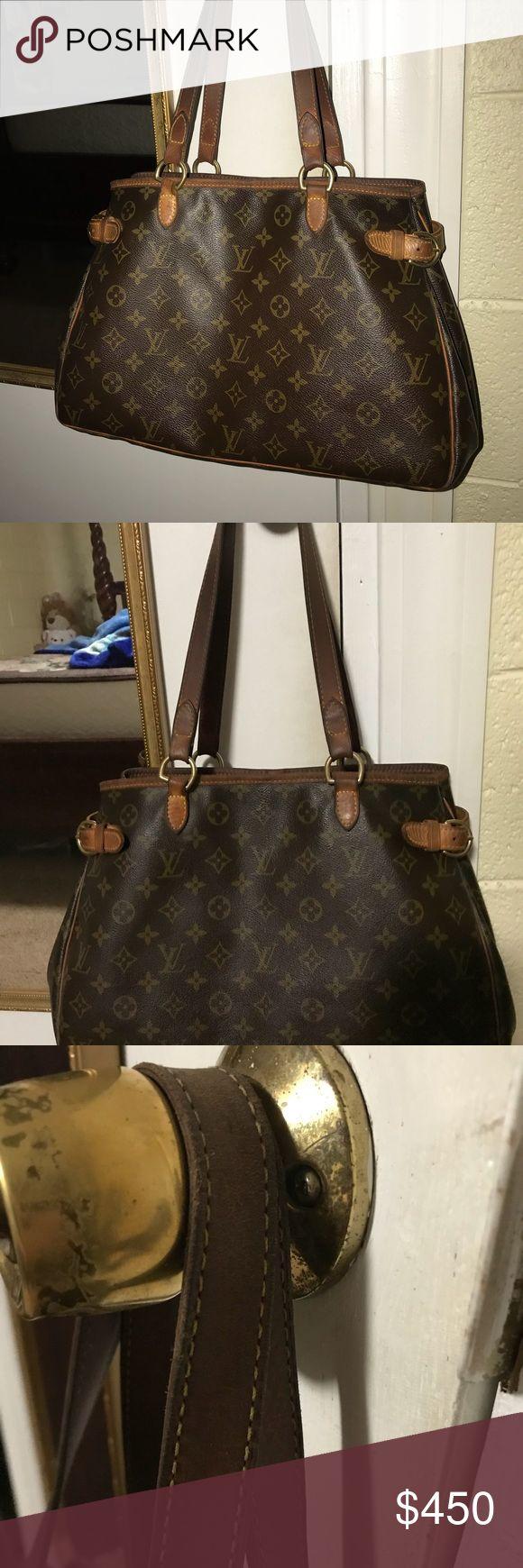 Real Louis Vuitton bag good condition no holes Use condition see pics Louis Vuitton Bags Shoulder Bags