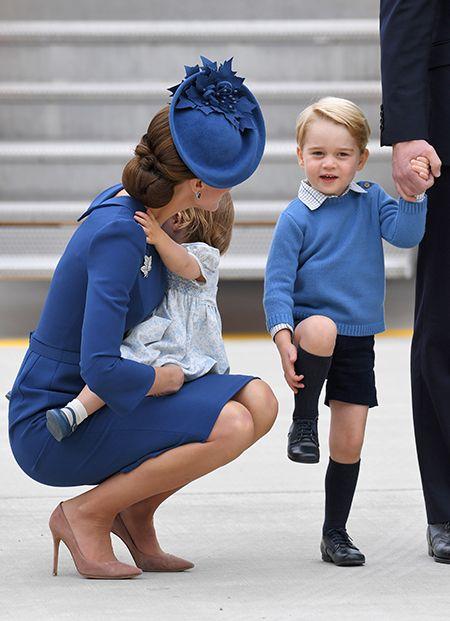 принц Джордж в Канаде