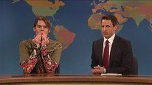 #SNL - Weekend Update: Valentine's Day will be unforgettable with Stefon #billhader #sethmyers