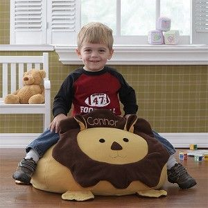 Personalizable Toddlers Bean Bag Chair, Giant & Oversized at $ 69.95 for ages 2-8 years