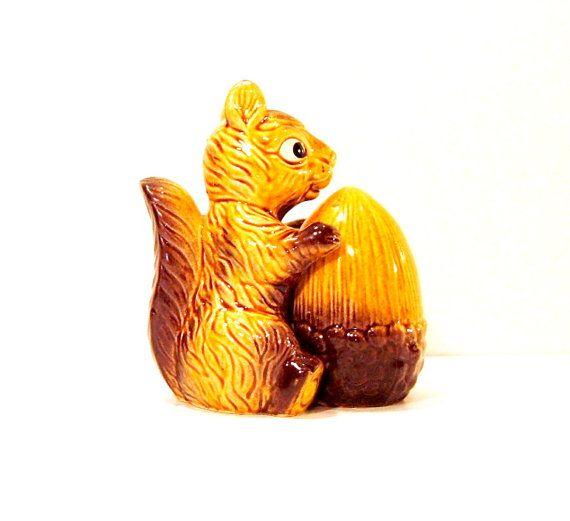 Squirrel Kitchen Decor