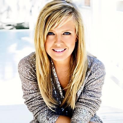 i want ashley jensen's hair. (picture from hamilton hodell talent management website)