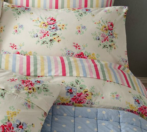 36 best cath kidston images on pinterest print patterns for Cath kidston bedroom ideas