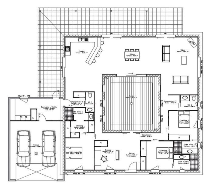 51 best Duplex house plans images on Pinterest House blueprints
