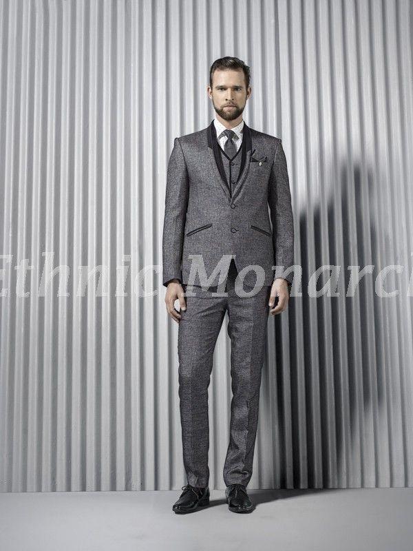 Stylish Five Piece Designer Tuxedo
