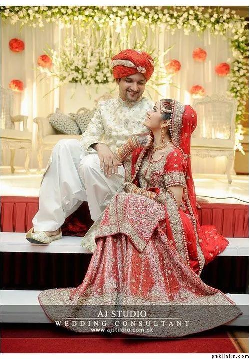 Indian Couple Wedding Photoshoot