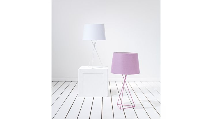 Concept Table Lamp - White