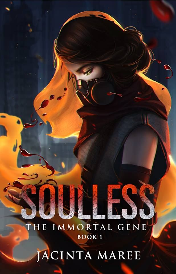 Mythical Books: Review - Soulless (The Immortal Gene #1) by Jacinta Maree