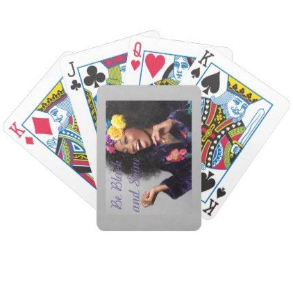 Shine Bicycle Playing Cards  $22.15  by RubyforWomen  - cyo customize personalize diy idea