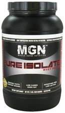 Pure Isolate Whey Protein Cinnamon Bun 2 Lbs