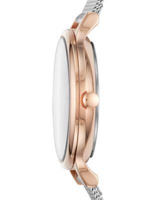 Skagen Women's Anita Stainless Steel Mesh Bracelet Watch 30mm