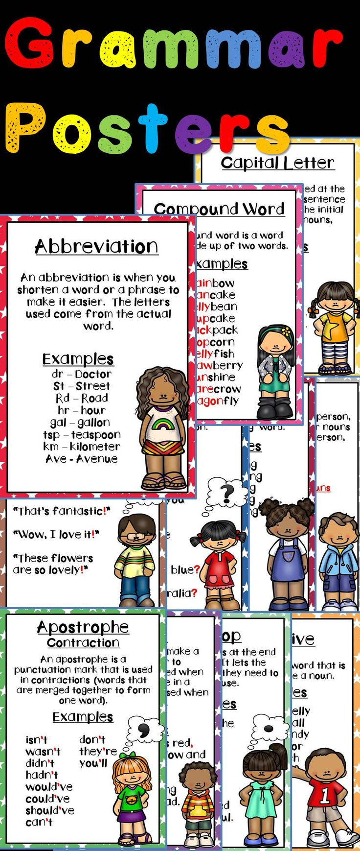 Best 25 grammar posters ideas on pinterest figurative language alliteration anchor chart and poetry anchor chart