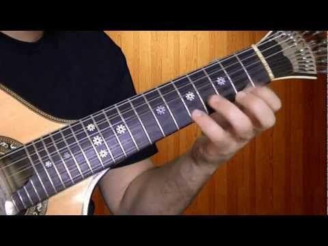 Guitarra Portuguesa - Corridinho Português - Ricardo Araújo