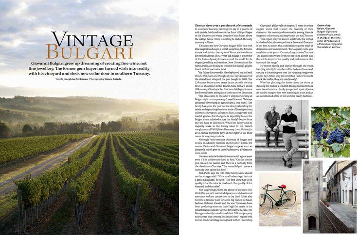 Vintage Bulgari. Full article http://josephinemckenna.net/portfolio/vintage-bulgari/