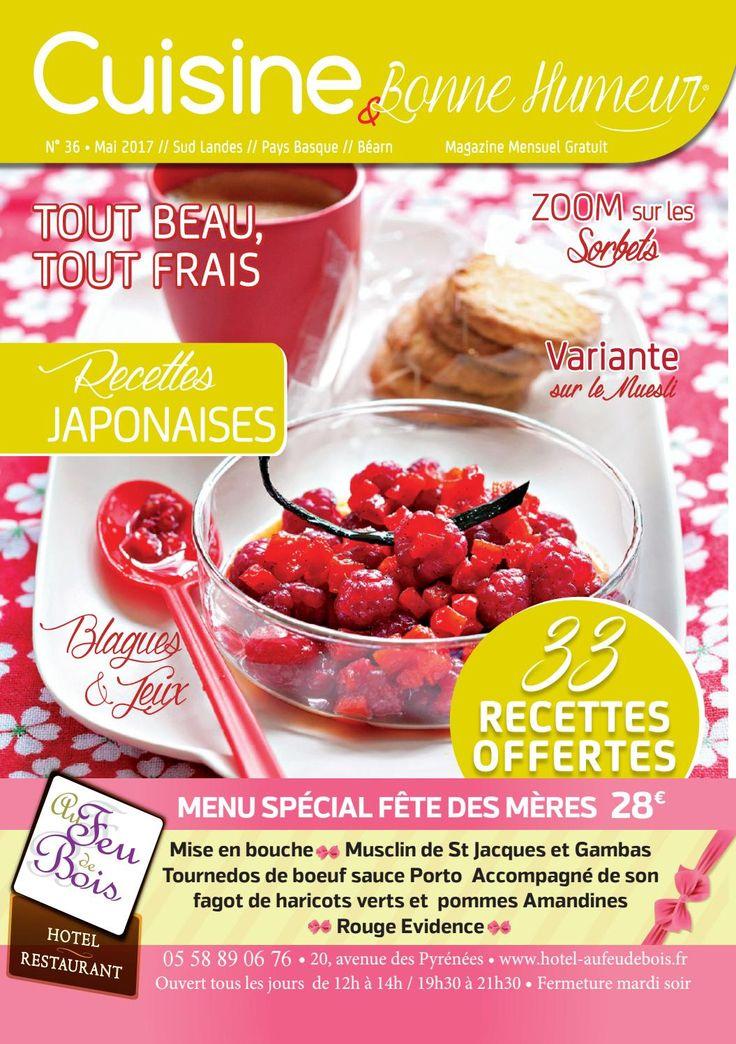 Cuisine et Bonne humeur - MAI 2017 Edition 36