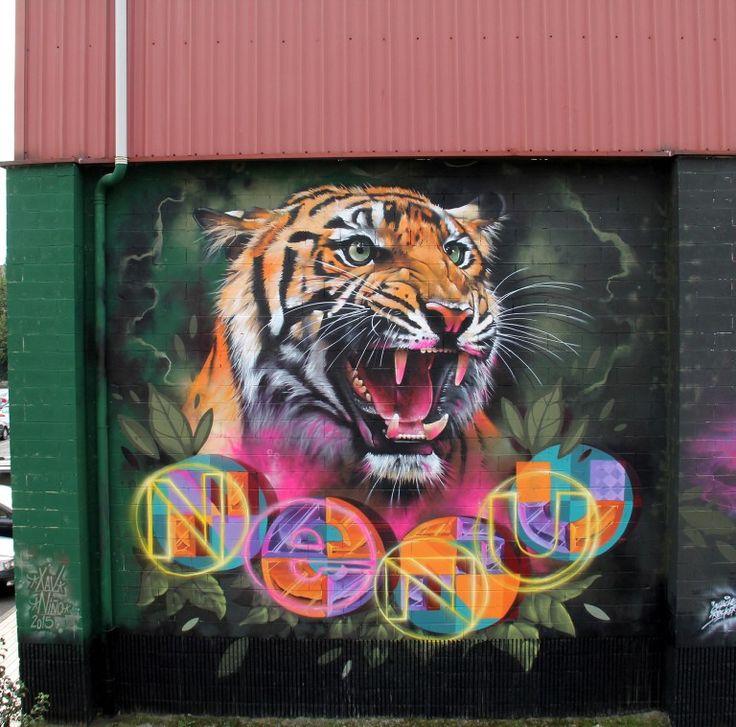 Le Street Art étonnant de XAV (9)