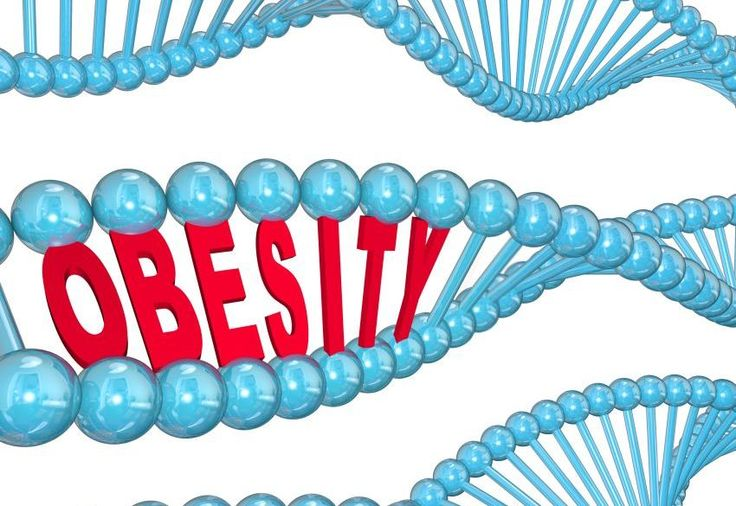 New Science Confirms Obesity is More Genetic Than we Thought
