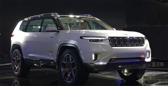 Jeep Grand Wagoneer >> The 2020 Jeep Grand Cherokee Specs, Release Date and Price – The Jeep is currently working on ...