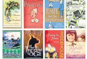 50 Books every child should read