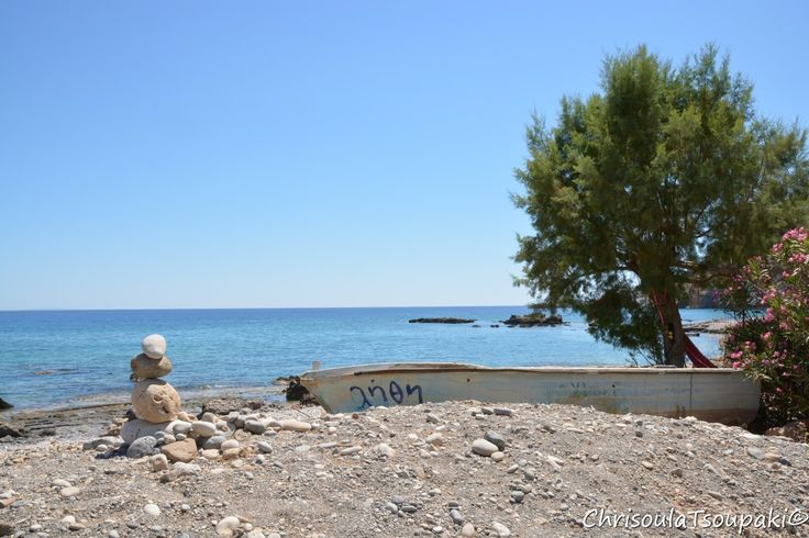 #Lykos_beach #Sfakia #Chania #Crete #Greece www.livikoapartments.gr