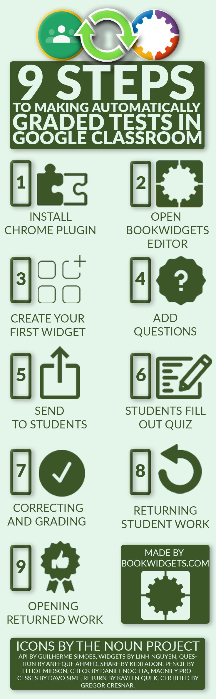 9 Steps to making automatically graded quizzes in Google Classroom