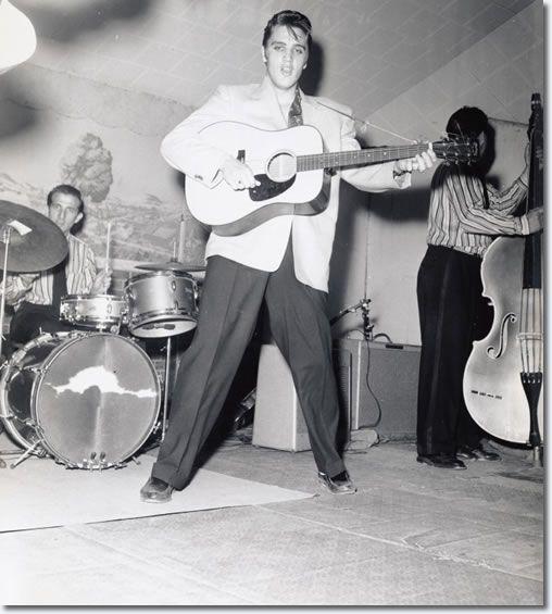 Elvis Presley - April 20, 1956: North Side Coliseum, Forth Worth TX