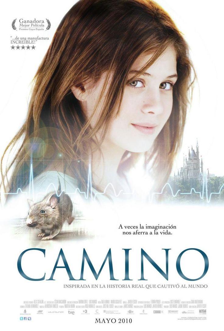 Camino 2008 Espana Dir Javier Fesser Drama Enfermidade Relixion Infancia Baseado En Feitos Reais Dvd Cine 1233 Movie Posters Love Movie Film Books