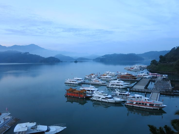 Day 2 - Taiwan Sun Moon Lake s the largest body of water in Taiwan as well as a tourist attraction. #AviaPromo #Wisata#Travelmania More info please call:021-4223838 visit our website: www.avia.travel