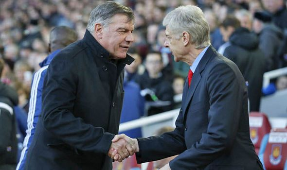 Sam Allardyce explains why theres been no announcement from Arsene Wenger   via Arsenal FC - Latest news gossip and videos http://ift.tt/2odqrG9  Arsenal FC - Latest news gossip and videos IFTTT