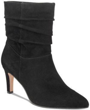Adrienne Vittadini Shanta Shoes - Black 6.5M
