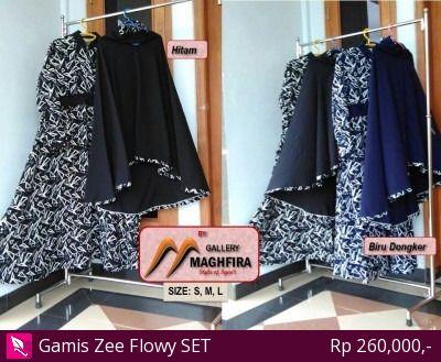 Gamis Zee Flowy SET Gamis ZEE FLOWY SET Harga Rp 260.000 Berat 850 gr Bahan Wolfis Motif Premium Wollycrep .. High Quality adem dan enak dipake Size S M L  Lebar bawah 4 mtr Jilbab instan pjdepan 90. Blkg 120 Warna : Hitam & Biru Dongker  Lokasi : Solo Berat Barang : 850 gr  #gamis #maxidress #hijab #me #hijabers #jilbab #selfie #Islam #fashion #hijabstyle #kerudung #hijabfashion #likeforlike #tudung #selfie #cantik #manis #hijablovers #Gamis #Busana #kemejacewek #Abaya