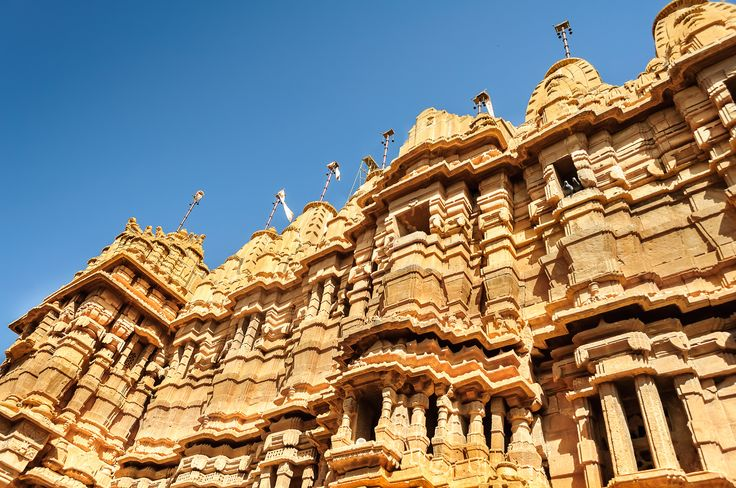 Hindu Temple inside Golden fort of Jaisalmer, Rajasthan by Srijan Roy Choudhury on 500px