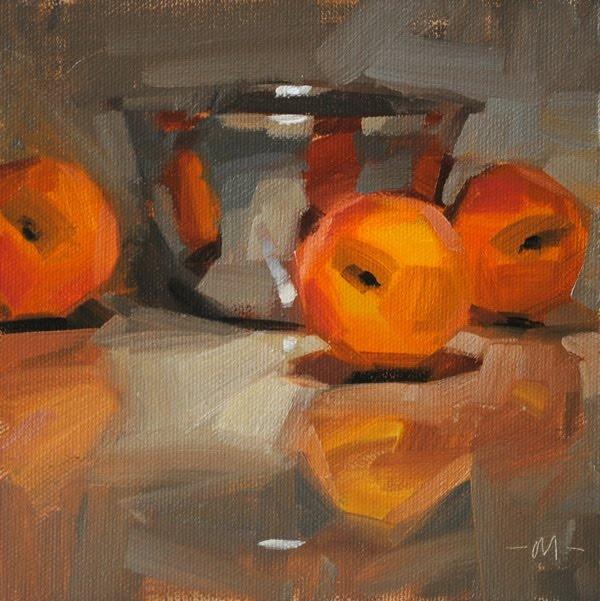 """Carol Marine """"Reflecting on Peaches"""" Eugene"""