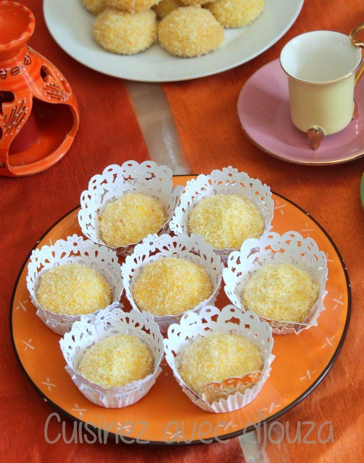 Recette biscuit sec algerien au citron confit