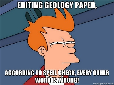 What things i should about geology in my essay. plz helpppppp me...?