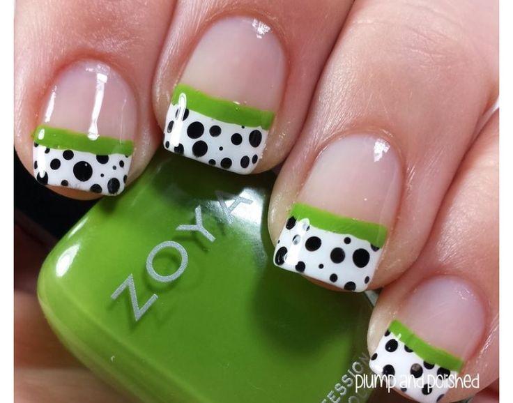 Mejores 160 imágenes de Nail Art en Pinterest | Arte de uñas ...